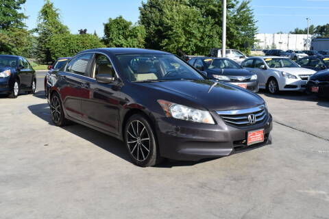 2011 Honda Accord for sale at New Park Avenue Auto Inc in Hartford CT
