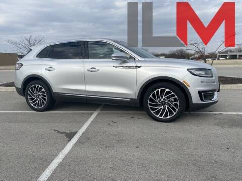 2019 Lincoln Nautilus for sale at INDY LUXURY MOTORSPORTS in Fishers IN