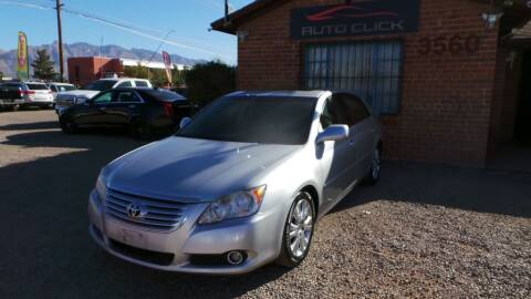 2008 Toyota Avalon for sale at Auto Click in Tucson AZ
