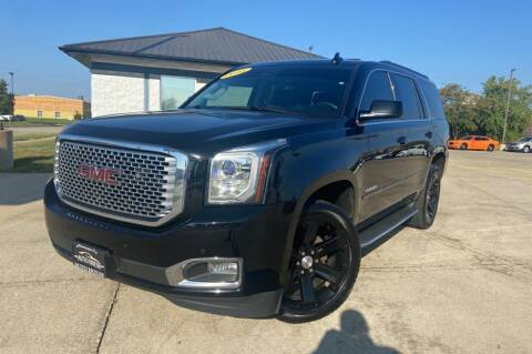 2016 GMC Yukon for sale at Auto House of Bloomington in Bloomington IL