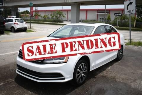 2018 Volkswagen Jetta for sale at STS Automotive - Miami, FL in Miami FL