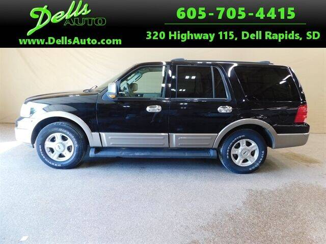 2003 Ford Expedition for sale at Dells Auto in Dell Rapids SD