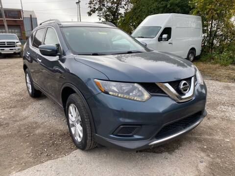 2014 Nissan Rogue for sale at Philadelphia Public Auto Auction in Philadelphia PA