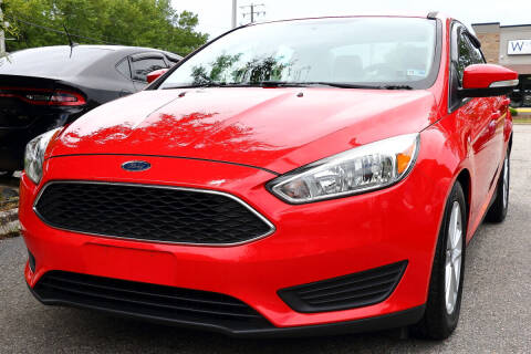 2016 Ford Focus for sale at Prime Auto Sales LLC in Virginia Beach VA