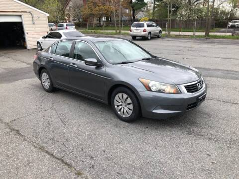 2008 Honda Accord for sale at HZ Motors LLC in Saugus MA