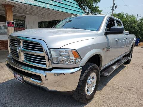 2014 RAM Ram Pickup 2500 for sale at New Wheels in Glendale Heights IL