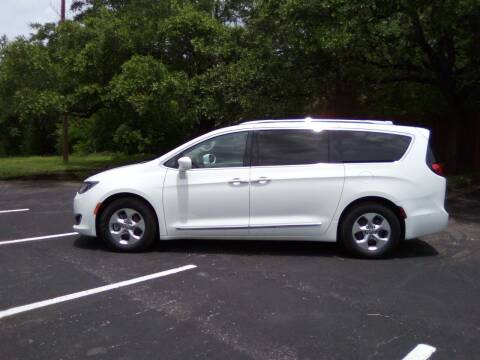 2017 Chrysler Pacifica for sale at 57 Auto Sales in San Antonio TX