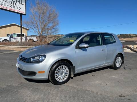 2012 Volkswagen Golf for sale at Big Deal Auto Sales in Rapid City SD