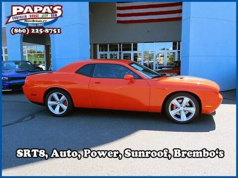 2008 Dodge Challenger for sale at Papas Chrysler Dodge Jeep Ram in New Britain CT
