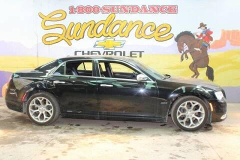 2017 Chrysler 300 for sale at Sundance Chevrolet in Grand Ledge MI