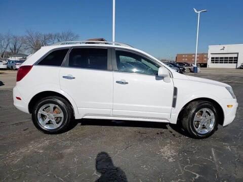 2013 Chevrolet Captiva Sport for sale at Hawk Chevrolet of Bridgeview in Bridgeview IL