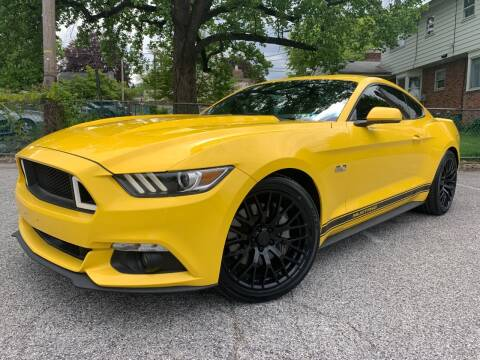2015 Ford Mustang for sale at On The Circuit Cars & Trucks in York PA