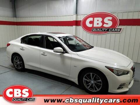2017 Infiniti Q50 for sale at CBS Quality Cars in Durham NC