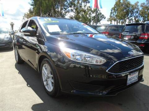 2017 Ford Focus for sale at Centre City Motors in Escondido CA