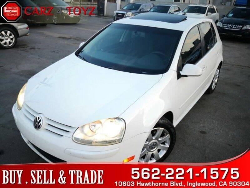 2008 Volkswagen Rabbit for sale in Inglewood, CA