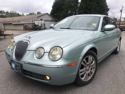 2005 Jaguar S-Type for sale at CAR STOP INC in Duluth GA