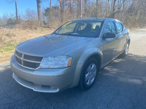 2009 Dodge Avenger for sale at Speed Auto Mall in Greensboro NC