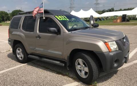 2007 Nissan Xterra for sale at Klein on Vine in Cincinnati OH