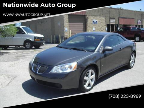 2007 Pontiac G6 for sale at Nationwide Auto Group in Melrose Park IL