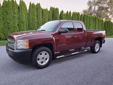 2012 Chevrolet Silverado 1500 for sale at Kingdom Autohaus LLC in Landisville PA