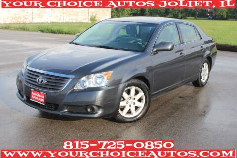 2009 Toyota Avalon for sale at Your Choice Autos - Joliet in Joliet IL