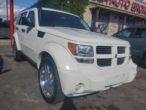 2010 Dodge Nitro for sale at USA Auto Brokers in Houston TX