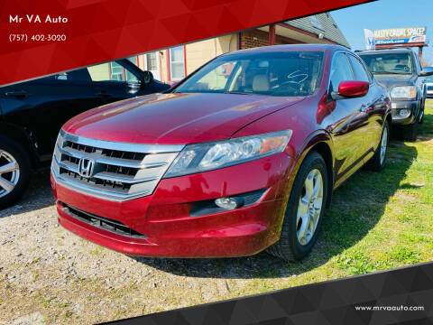 2010 Honda Accord Crosstour for sale at Mr VA Auto in Chesapeake VA