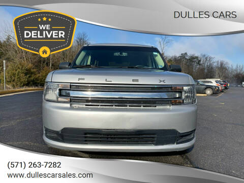 2013 Ford Flex for sale at Dulles Cars in Sterling VA