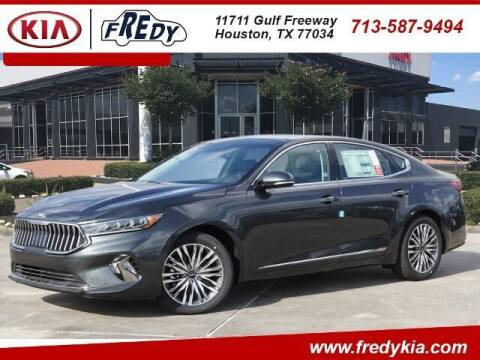2020 Kia Cadenza for sale at FREDY KIA USED CARS in Houston TX