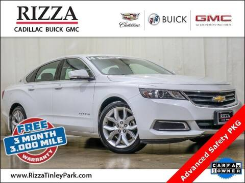 2014 Chevrolet Impala for sale at Rizza Buick GMC Cadillac in Tinley Park IL