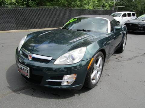 2007 Saturn SKY for sale at LULAY'S CAR CONNECTION in Salem OR