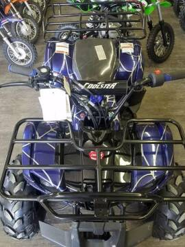 2020 Coolster 3125XR-8 for sale at Toy Barn Motors - Youth Atv's/Side by Sides/Dirt Bikes in New York Mills MN