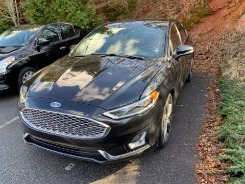 2020 Ford Fusion for sale at A & K Auto Sales in Mauldin SC