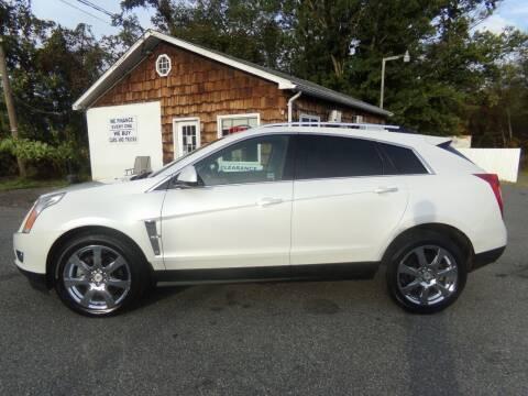 2011 Cadillac SRX for sale at Trade Zone Auto Sales in Hampton NJ