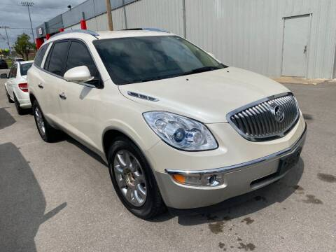 2012 Buick Enclave for sale at Auto Solutions in Warr Acres OK