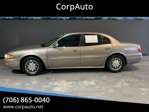 2003 Buick LeSabre for sale at CorpAuto in Cleveland GA