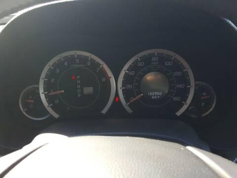 2009 Acura TSX for sale at Premier Auto Sales Inc. in Newport News VA