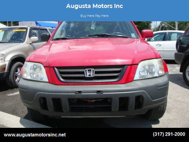1999 Honda CR-V for sale at Augusta Motors Inc in Indianapolis IN