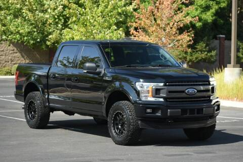 2018 Ford F-150 for sale at Sac Truck Depot in Sacramento CA