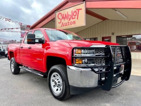 2019 Chevrolet Silverado 2500HD for sale at Sandlot Autos in Tyler TX