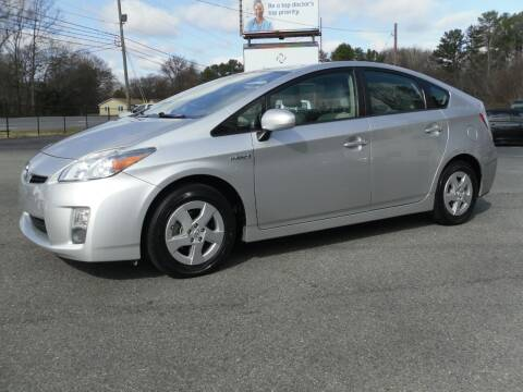 2010 Toyota Prius for sale at Brown's Used Auto in Belmont NC