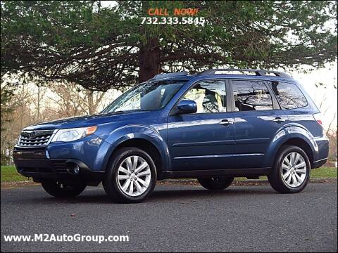 2013 Subaru Forester for sale at M2 Auto Group Llc. EAST BRUNSWICK in East Brunswick NJ