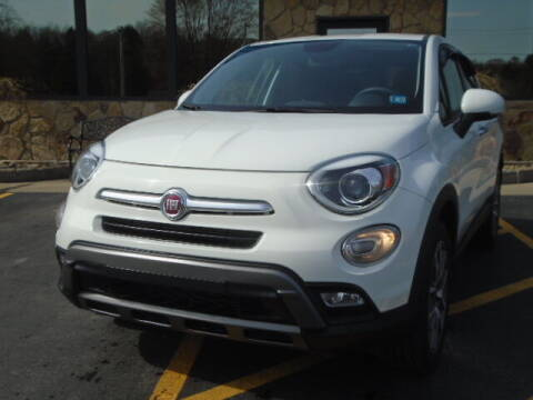 2016 FIAT 500X for sale at Rogos Auto Sales in Brockway PA