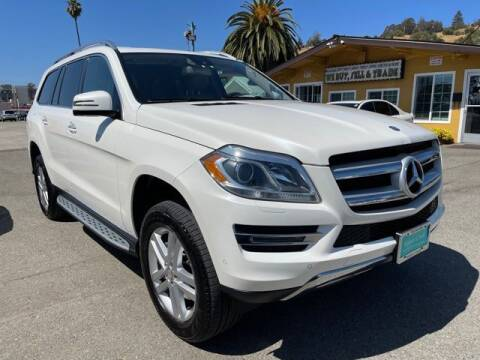 2015 Mercedes-Benz GL-Class for sale at MISSION AUTOS in Hayward CA
