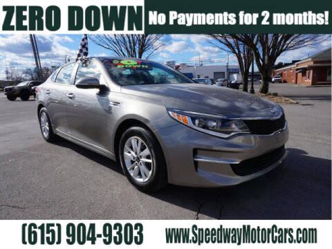 2018 Kia Optima for sale at Speedway Motors in Murfreesboro TN