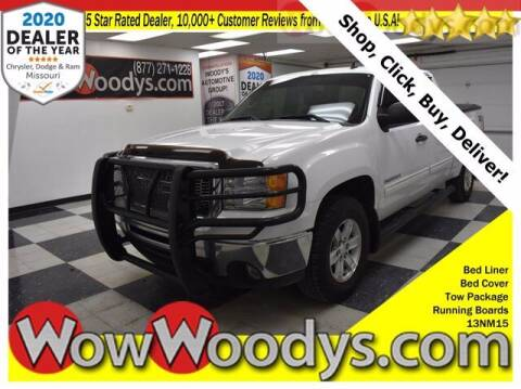 2013 GMC Sierra 1500 for sale at WOODY'S AUTOMOTIVE GROUP in Chillicothe MO