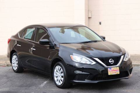 2017 Nissan Sentra for sale at El Compadre Trucks in Doraville GA