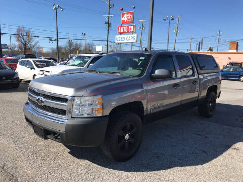 2009 Chevrolet Silverado 1500 for sale at 4th Street Auto in Louisville KY