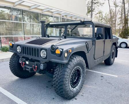 1990 AM General Hummer for sale at Cabriolet Motors in Morrisville NC