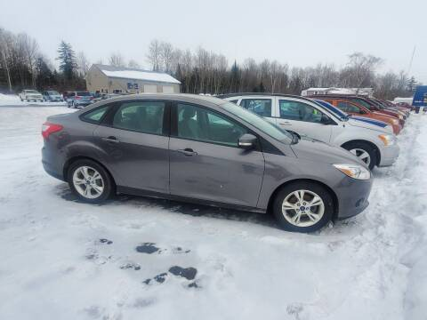 2014 Ford Focus for sale at Jeff's Sales & Service in Presque Isle ME